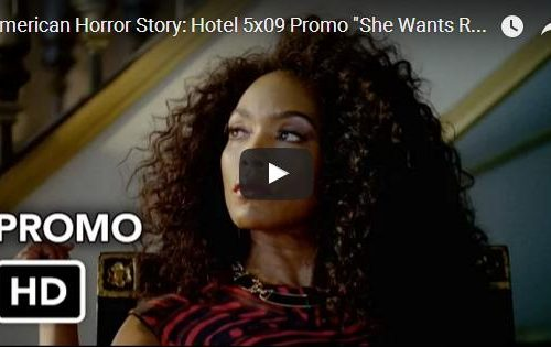"American Horror Story: Hotel 5×09 Promo ""She Wants Revenge"" (HD)"