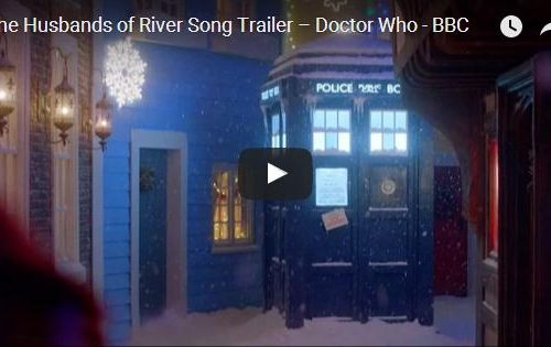 "Doctor Who – Christmas Special: Tutti i promo e le foto di ""The Husbands of River Song"""