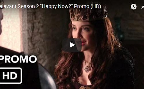 "Galavant: Nuovo promo stagione 2 ""Happy Now?"""