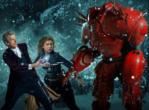 Photos - Doctor Who - Season 10 - Christmas Special 2015 - Promotional Episode Photos - Doctor Who_The Husbands of River Song