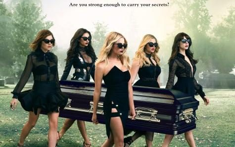 PRETTY LITTLE LIARS terminerà con la stagione 7