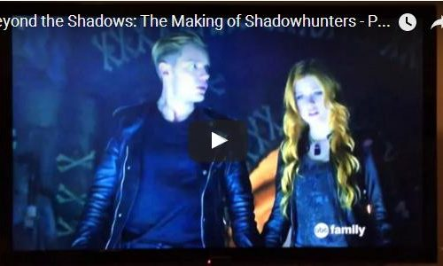 "Shadowhunters | Ecco lo speciale ""Beyond the Shadows: The Making of Shadowhunters"" [Video]"