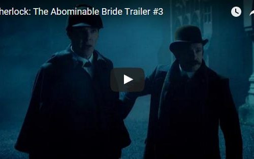 "Sherlock – ""The Abominable Bride"": Nuovo trailer dello speciale di Natale"