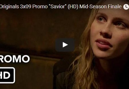 The Originals 3×09 PROMO mid-season finale