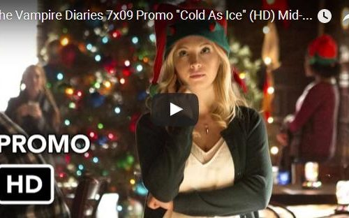 The Vampire Diaries 7×09 PROMO mid-season finale