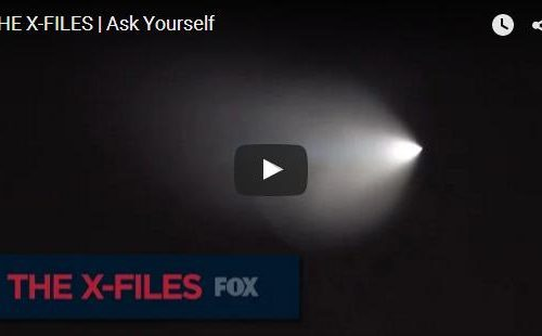 "The X-Files: Nuovo teaser trailer ""Ask Yourself"""