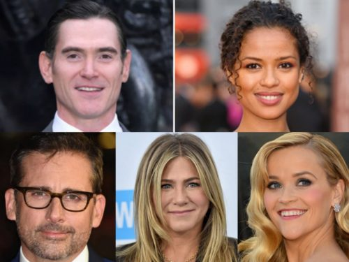Billy Crudup e Gugu Mbatha-Raw reciteranno con Aniston, Carell e Witherspoon nella serie di Apple