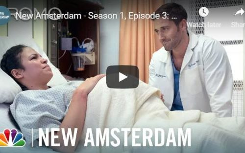 New Amsterdam: Promo e sneak peek dell'episodio 1×03