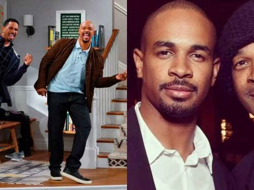 Reunion in famiglia: Damon Wayans e il figlio Damon Wayans Jr. in Happy Together