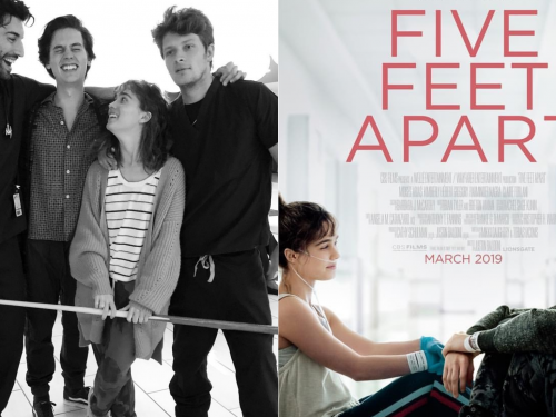 Five Feet Apart: Trailer e info del film di Justin Baldoni con Cole Sprouse e Haley Lu Richardson