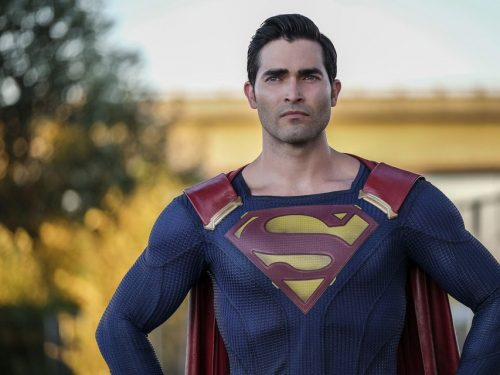 The CW: È in programma una serie su Superman?