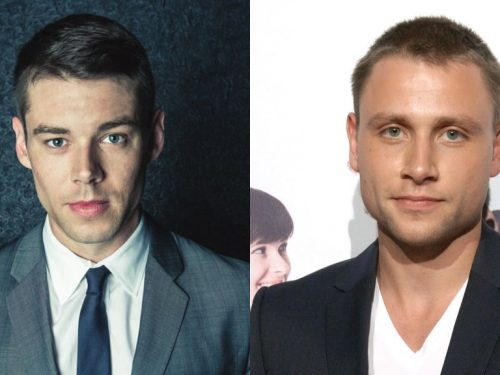 Brian J. Smith e Max Riemelt di nuovo insieme in World on Fire, serie TV di BBC