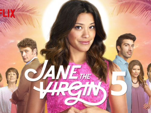 Jane the Virgin: La 5ª stagione da oggi disponibile su Netflix